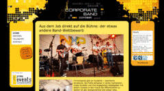 Corporate Band Contest